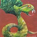 Khiel...the Snake by JoNeL Art