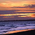 Kiawah Sunset by Rosanne Jordan