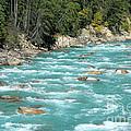 Kicking Horse River by Bob and Nancy Kendrick