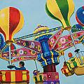 Kiddie Ride by Jill Ciccone Pike