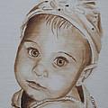 Kids In Hats - Isabella by Kathie Camara
