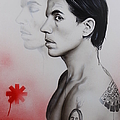 Kiedis Apache Soul by Christian Chapman Art