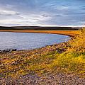 Kielder Dam In Late Evening by David Head