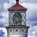 Kilauea Point Lighthouse Hawaii by Douglas Barnard