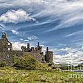 Kilchurn Castle 01 by Antony McAulay