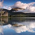 Kilchurn Castle by Guido Tramontano Guerritore