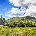 Kilchurn Castle Ruin by Sophie McAulay
