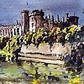 Kilkenny Castle In The Marble City by Val Byrne