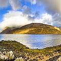 Killary Fjord - Irish Panorama by Mark E Tisdale