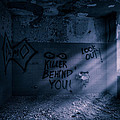 Killer Behind You - Abandoned Hospital Asylum by Gary Heller