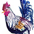 Kilohana Rooster by Marionette Taboniar