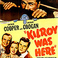 Kilroy Was Here, Us Poster, Jackie by Everett