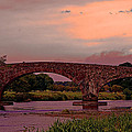 Kilsheelan Bridge by Lisa Fortin Jackson