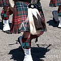 Kilts On Parade by Ann Horn