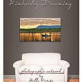 Kimberley Dawning Wall Art by Holly Kempe