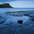 Kimmeridge Bay At Dawn by Ian Middleton