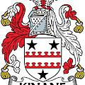 Kinane Coat Of Arms Irish by Heraldry