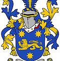 Kindelan Coat Of Arms Irish by Heraldry