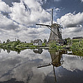 Kinderdijk by Hugh Smith
