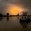 Kinderdijk Netherlands by John Johnson