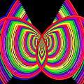 Kinetic Rainbow 27 by Tim Allen