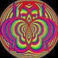 Kinetic Rainbow 28 by Tim Allen