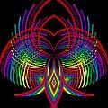 Kinetic Rainbow 30 by Tim Allen