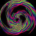 Kinetic Rainbow 36 by Tim Allen