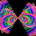 Kinetic Rainbow 38 by Tim Allen