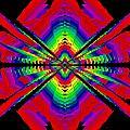 Kinetic Rainbow 44 by Tim Allen