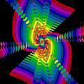 Kinetic Rainbow 47 by Tim Allen