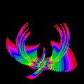 Kinetic Rainbow 49 by Tim Allen