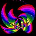 Kinetic Rainbow 51 by Tim Allen