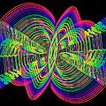 Kinetic Rainbow 55 by Tim Allen