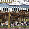 King Arthur Carrousel Fantasyland Disneyland by Thomas Woolworth