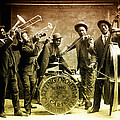 King Carter Jazzing Orchestra by Bill Cannon