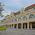 King Edward Hotel In Port Elizabeth-south Africa by Ruth Hager