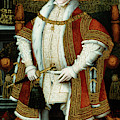 King Edward Vi Of England King by Granger