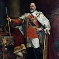 King Edward Vii Of England (1841-1910) by Granger