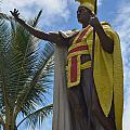 King Kamehameha by Amy Fose