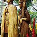 King Kamehameha by Brigitte Emme