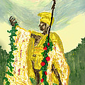 King Kamehameha Festival by William Depaula