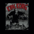 King Kong - City Poster by Brand A