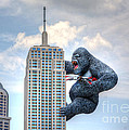 King Kong Comes To Myrtle Beach by Kathy Baccari