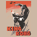 King Kong - Red Skies Of Doom by Brand A
