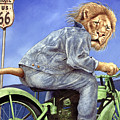King Of The Road... by Will Bullas