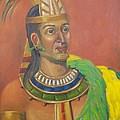 King Topiltzin by Lilibeth Andre