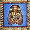King Tut - Handcarved by Michael Pasko