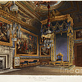 King's Audience Chamber, Windsor Castle by British Library