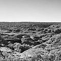 Kings Canyon Black And White by Douglas Barnard